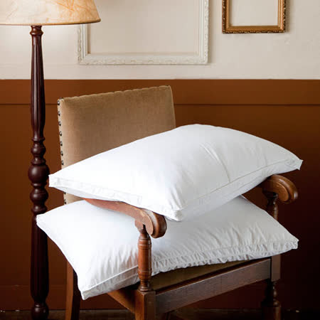 BBL 飯店式側立100%羽毛枕