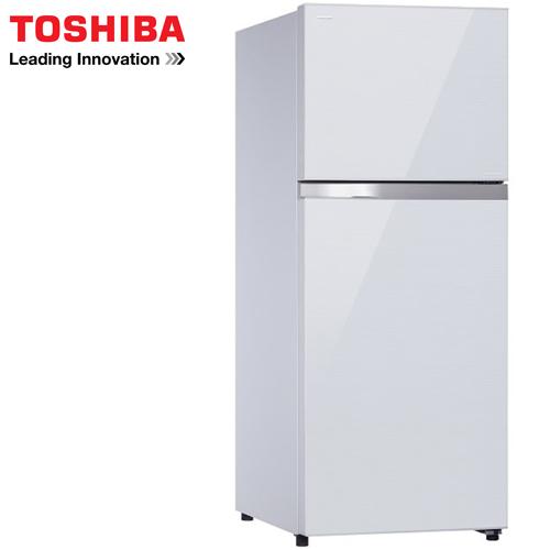 ~夜間下殺~TOSHIBA東芝 359L玻璃鏡面二門ECO節能系列冰箱GR~TG41TDZ