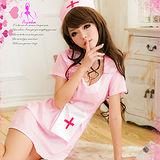 【Ayoka】天使笑容!溫情護士服三件組