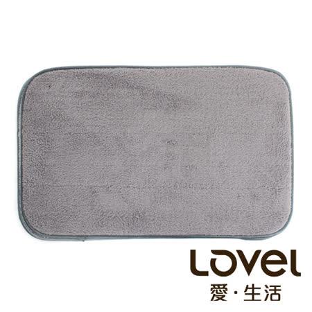 LOVEL 瞬間吸水加厚防滑浴墊/地墊(35X54CM)共4色