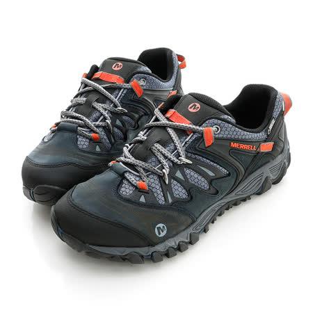 MERREL (男)Allout Blaze Gore-Tex 登山靴-灰黑-ML21261