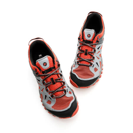MERREL (男)戶外越野鞋-橘-ML65097