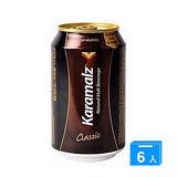 卡麥隆黑麥汁330ML*6罐-原味