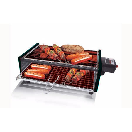西美牌雙層電煎烤爐SM-819