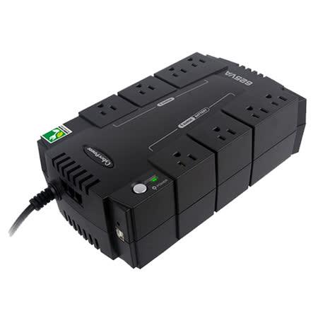 CyberPower 離線式不斷電系統 CP625HGa