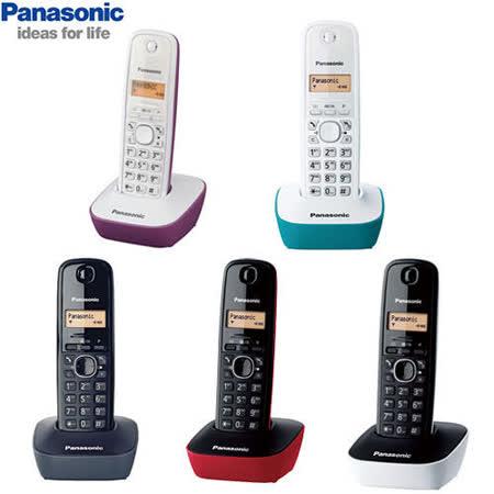 Panasonic 國際牌DECT數位無線電話_KX-TG1611TW  公司貨