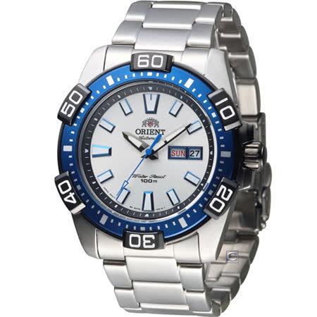 東方錶 ORIENT 競技運動機械錶 FEM7R003W