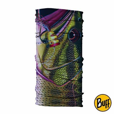 BUFF 神秘魚鱗 COOLMAX頭巾