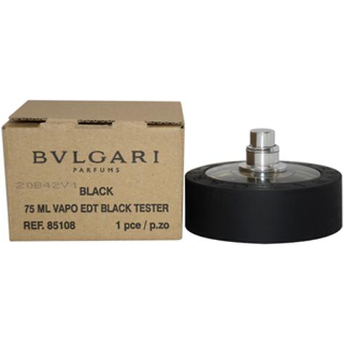 BVLGARI 寶格麗 黑茶中性淡香水 75ml-Tester包材