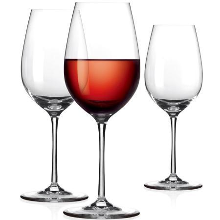 《TESCOMA》Uno紅酒杯6入(450ml)