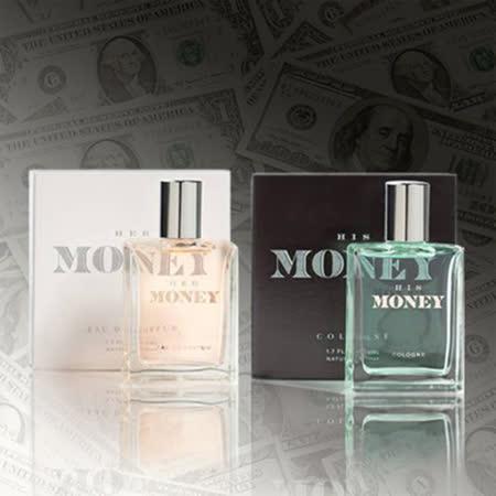 【Money】Her Money Eau de Parfum+His Money Cologne-金錢香水男女對香組
