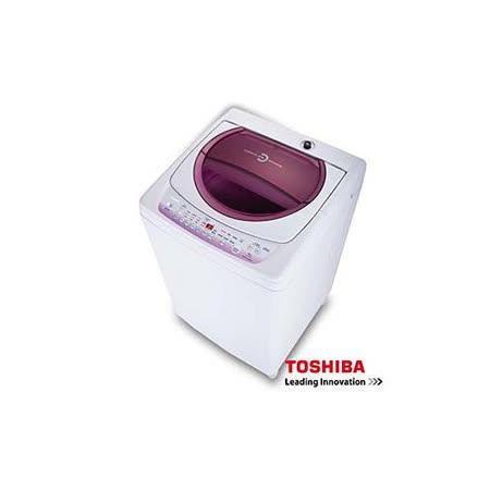 ★贈Dashiang真空杯保溫杯★『TOSHIBA』☆東芝 星鑽不鏽鋼槽10公斤洗衣機 AW-B1075G (WL) 薰衣紫
