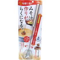 【波克貓哈日網】日系便利商品◇味噌挖取攪拌器◇《亦可打蛋花》