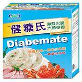 健糖氏大燕麥飽 (8包/盒) 高膳食纖維 無添加蔗糖