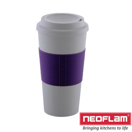 韓國Neoflam-PP 雙層咖啡杯