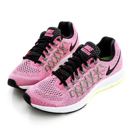 NIKE (女)慢跑鞋-粉-749344600
