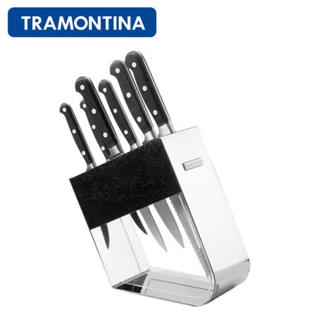 TRAMONTINA CENTURY 系列七件式刀具組