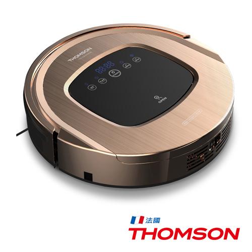 THOMSON 智慧型機器人掃地吸塵器 TM-SAV09DS