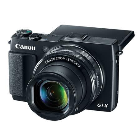 Canon PowerShot G1X MarkII(公司貨)