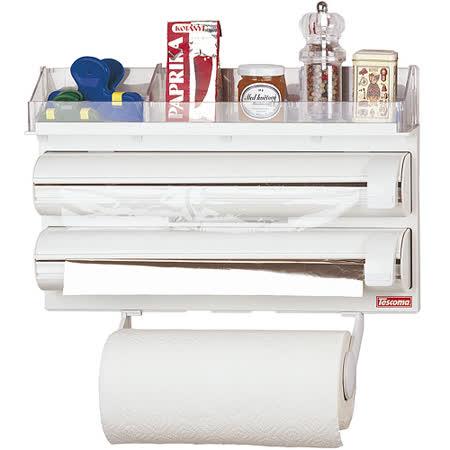 【好物分享】gohappy線上購物《TESCOMA》4in1廚房衛生紙架好嗎大 遠 百 華納 威 秀