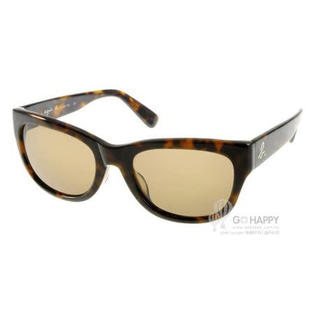 agnes b.太陽眼鏡 經典設計款(琥珀) #AB2817 DD