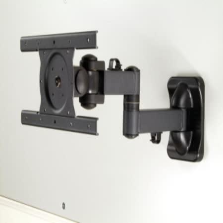 順雷 SPEEDCOM LA-178NB 掛壁型雙支臂伸縮式螢幕壁掛架 適用15吋-32吋