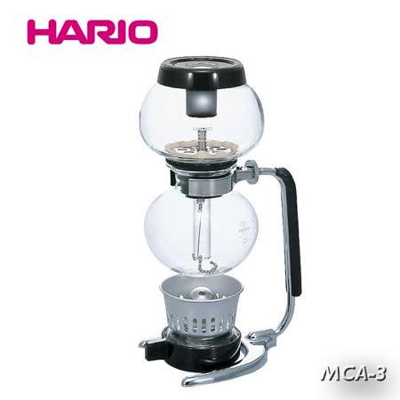 【HARIO】摩卡虹吸式咖啡壺/MCA-3