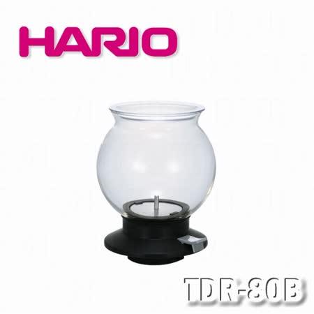 【HARIO】日本LARGO便利泡茶壺800ml-TDR-80B