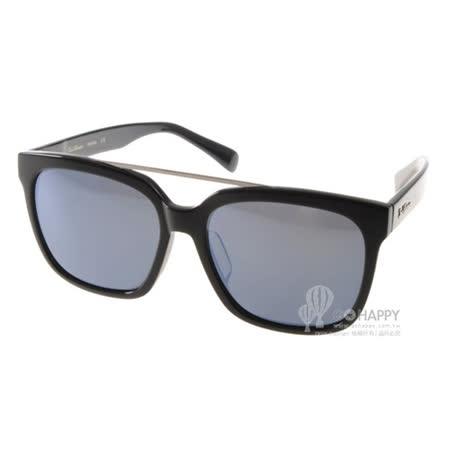 PAUL HUEMAN太陽眼鏡 熱銷方框水銀鏡面款(黑) #PHS1045A C05-1
