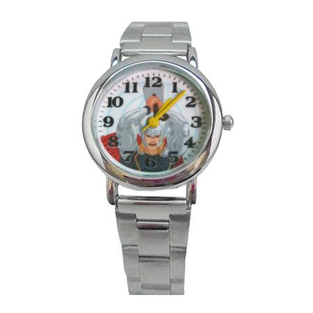 【MARVEL漫威】雷神索爾卡通錶兒童錶鋼帶錶