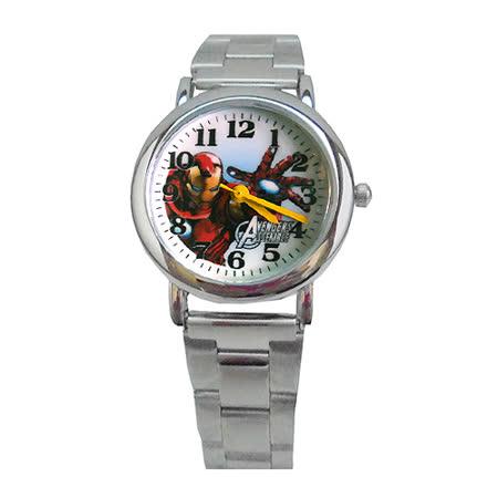 【MARVEL漫威】鋼鐵人卡通錶兒童錶鋼帶錶