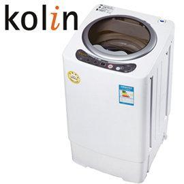Kolin歌林 3.2公斤微電腦全自動洗衣機 ^(KBW~EL3S01^)