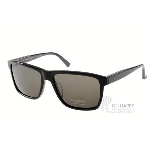 Calvin Klein太陽眼鏡 潮流百搭款(黑) #CA7909S 001