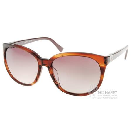 Calvin Klein太陽眼鏡 氣質小貓眼款(紅棕) #CK4271SA 291