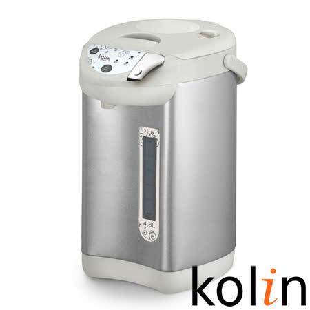 [歌林Kolin] 4.8L能效電熱水瓶 KPJ-MNR4821