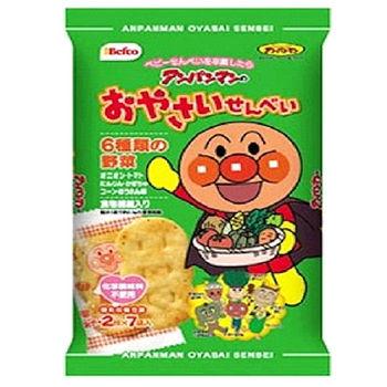 栗山麵包超人蔬菜餅乾54g