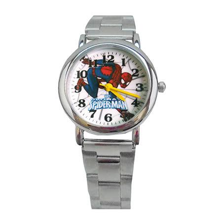 【MARVEL漫威】蜘蛛人卡通錶兒童錶鋼帶錶