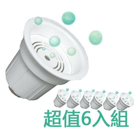 【網購】gohappy快樂購物網【元山牌】活水濾心YS-672 (6入組)去哪買新竹 市 愛 買