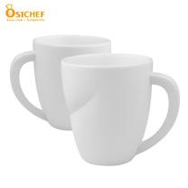 【歐喜廚】OSICHEF 維納斯系列-強化瓷馬克杯(2入組)