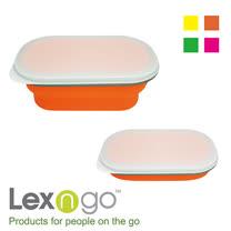 Lexngo可折疊快餐盒(小) 580ml