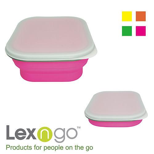 Lexngo可折疊快餐盒 中  850ml
