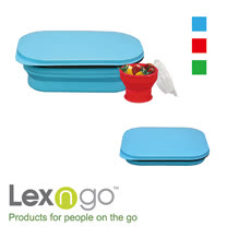 Lexngo可折疊午餐組(小)