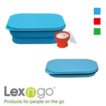Lexngo可折疊午餐組(大)