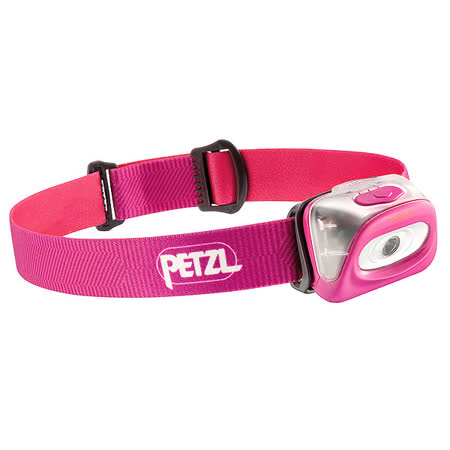 Petzl 2014 TIKKINA 頭燈 E91HV 粉紫紅 (60流明) /城市綠洲專賣