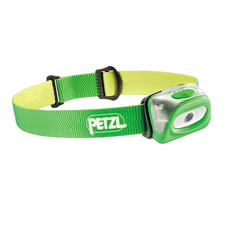 Petzl 2014 TIKKINA 頭燈 E91HG 青蘋綠 (60流明) /城市綠洲專賣