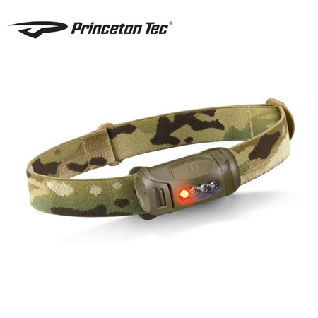 PrincetonTec 軍用FRED頭燈FRED / 城市綠洲