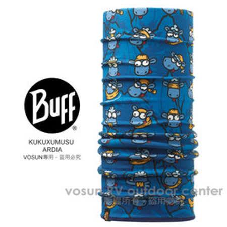 【西班牙 BUFF】酷酷羊系列 Polar 超彈性魔術頭巾.圍巾 口罩.無車縫.伸縮/適女性、兒童_搞怪酷羊 110910