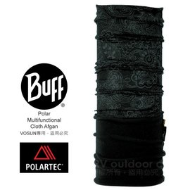 ~西班牙 BUFF~POLARTEC 新改款 超彈性超細纖維保暖頭巾^(排汗透氣 刷毛恆溫