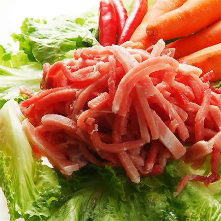 吉品養生無毒豬-低脂肉絲