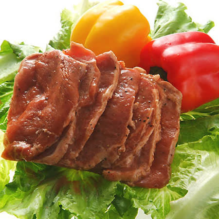 吉品養生無毒豬-醃豬排(黑胡椒)